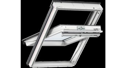 Мансардное окно Velux GLU 0061 полиуретан, 2 камеры, ручка сверху