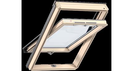 Мансардные окна VELUX OPTIMA Стандарт Ручка сверхуb