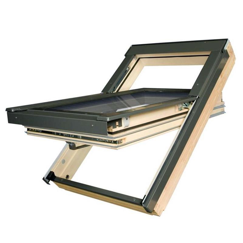 Fakro Мансардные энергосберегающие окна FTT U8 Thermo
